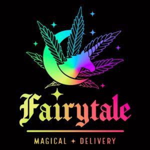Fairytale Magical Delivery Logo